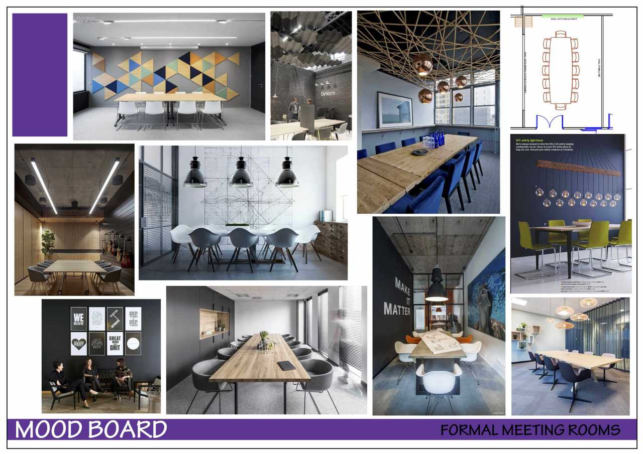 Office space Design Leicester