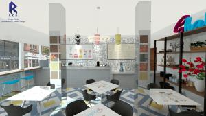 Shakeaway cafe interiors 2