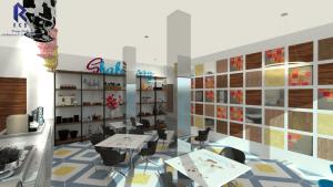 Shakeaway cafe interiors 4