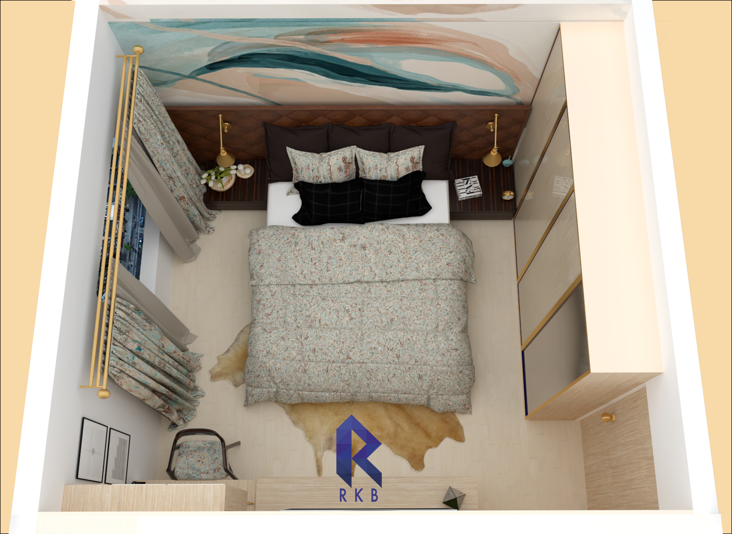 Bedroom Design2