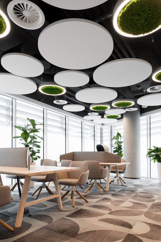 office panels