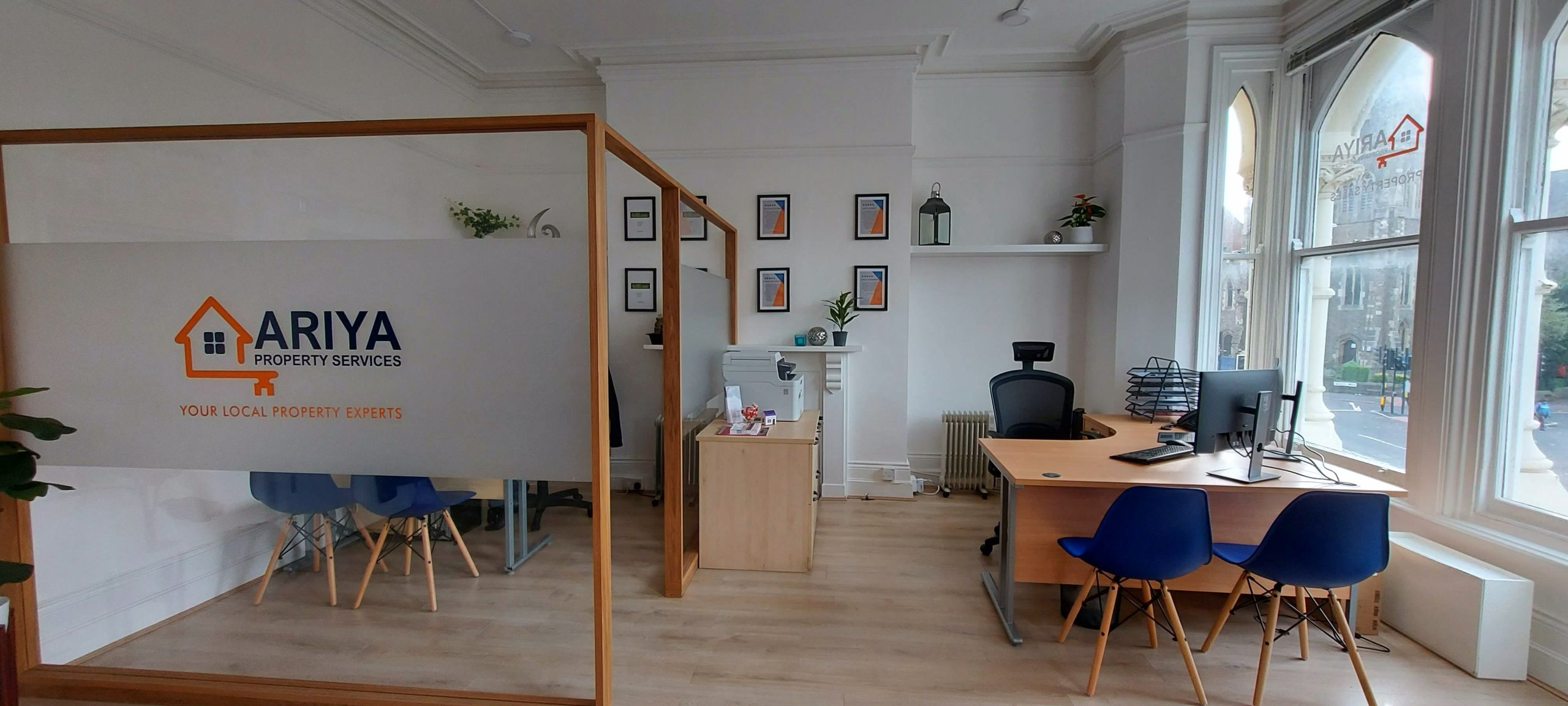 office project interiors