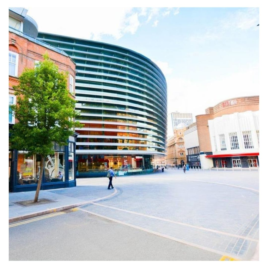 6 MODERN BUILDINGS IN LEICESTER WITH ARCHITECTURE EXCELLENCE
