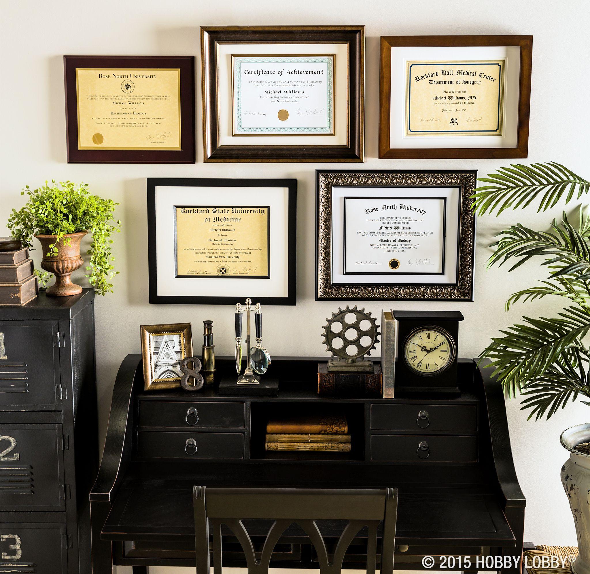 Design qualifications