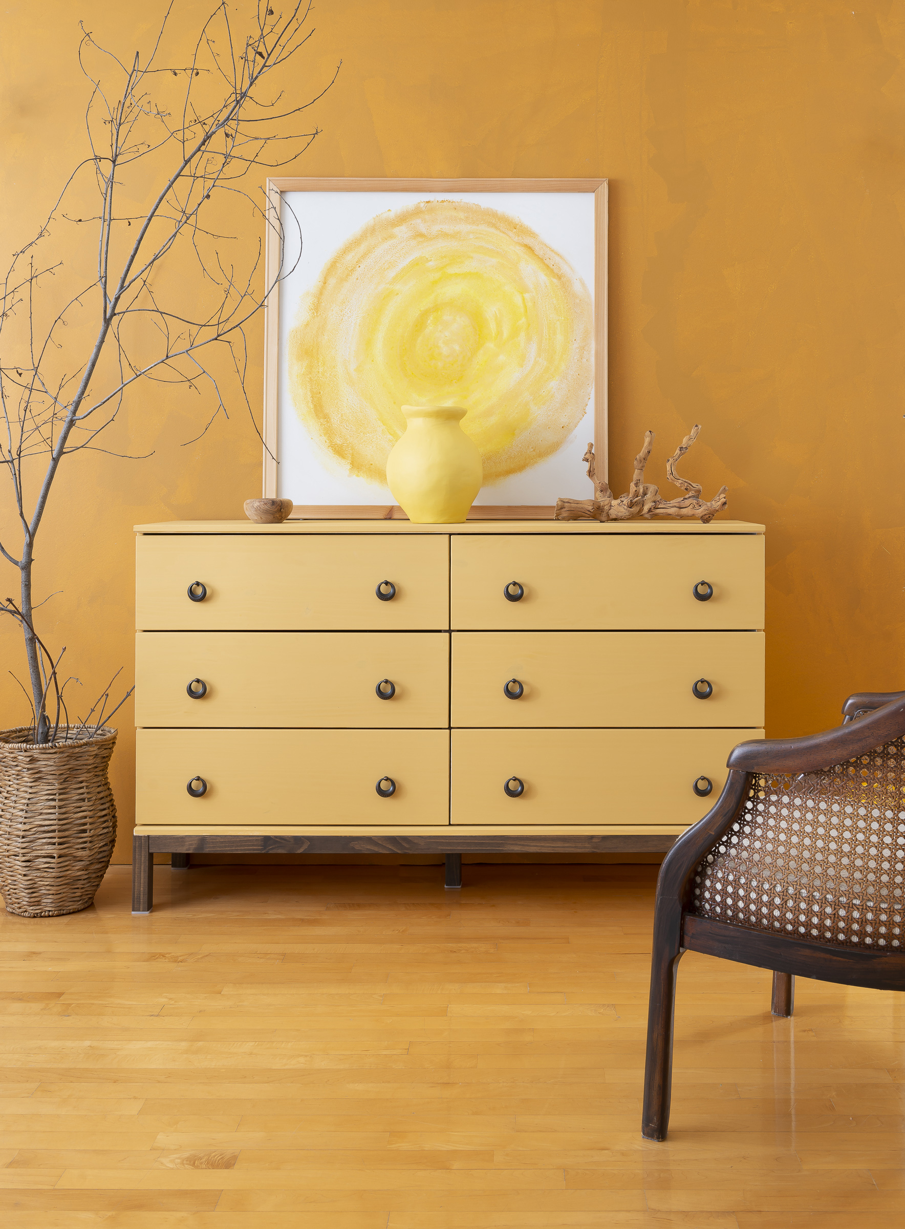 Paint your drawers