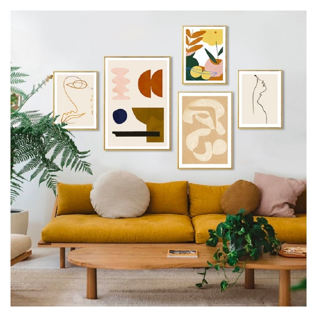6 WAYS TO CREATE YOUR OWN GALLERY WALL