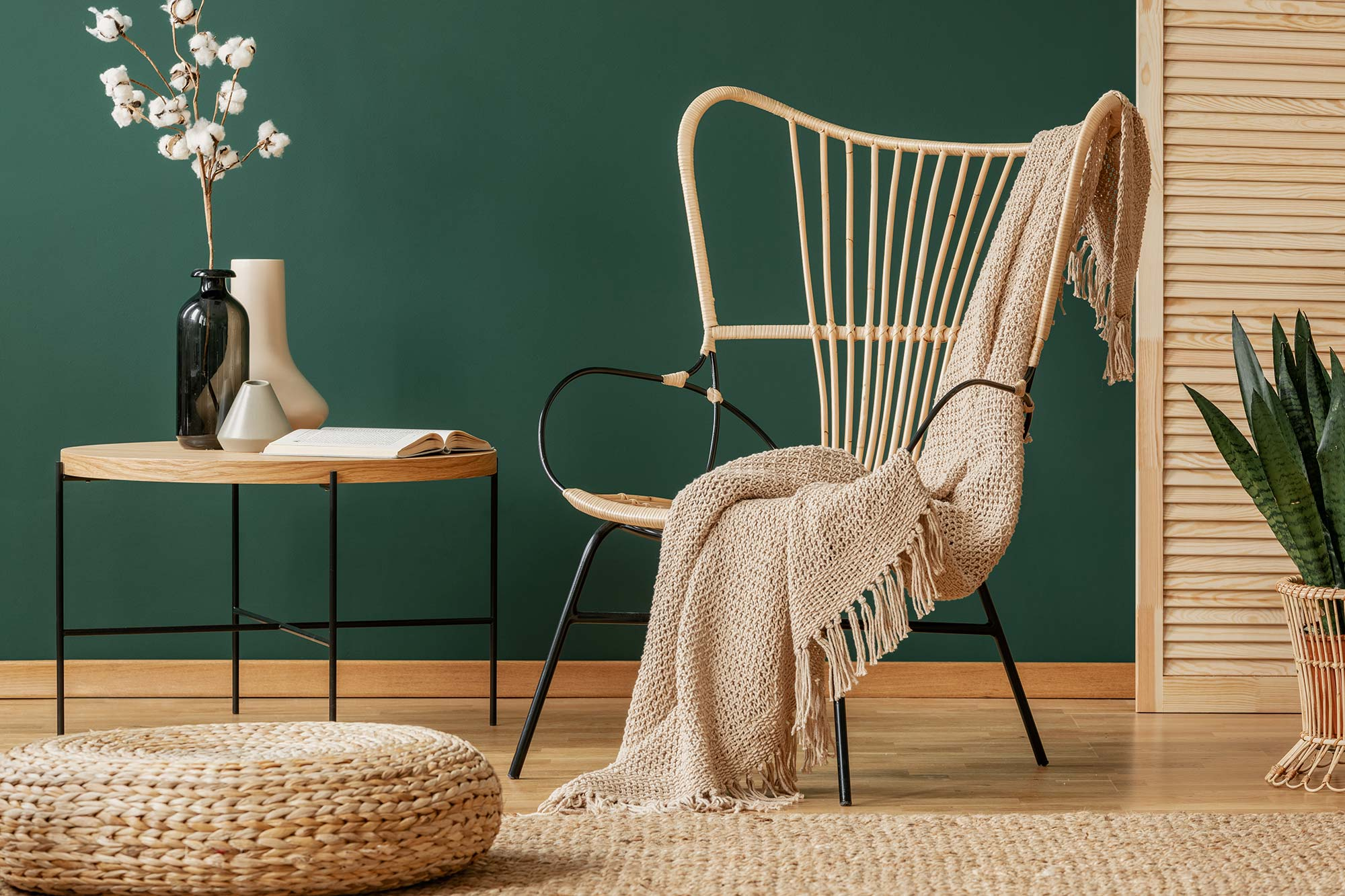 wicker and rattan furniture