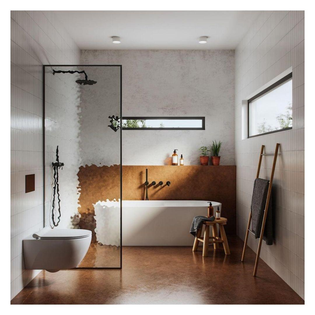 4 EASY IDEAS TO CREATE A LUXURY BATHROOM