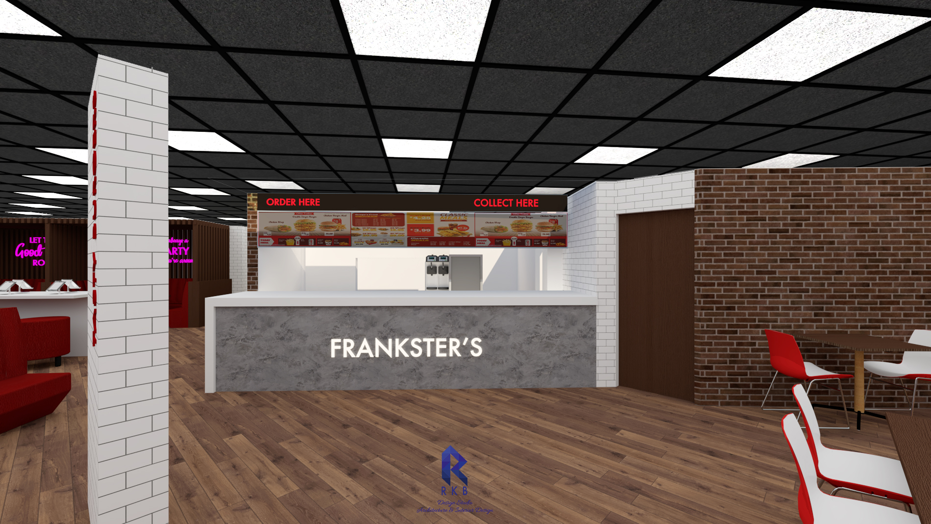FRANKSTERS in leicester 6