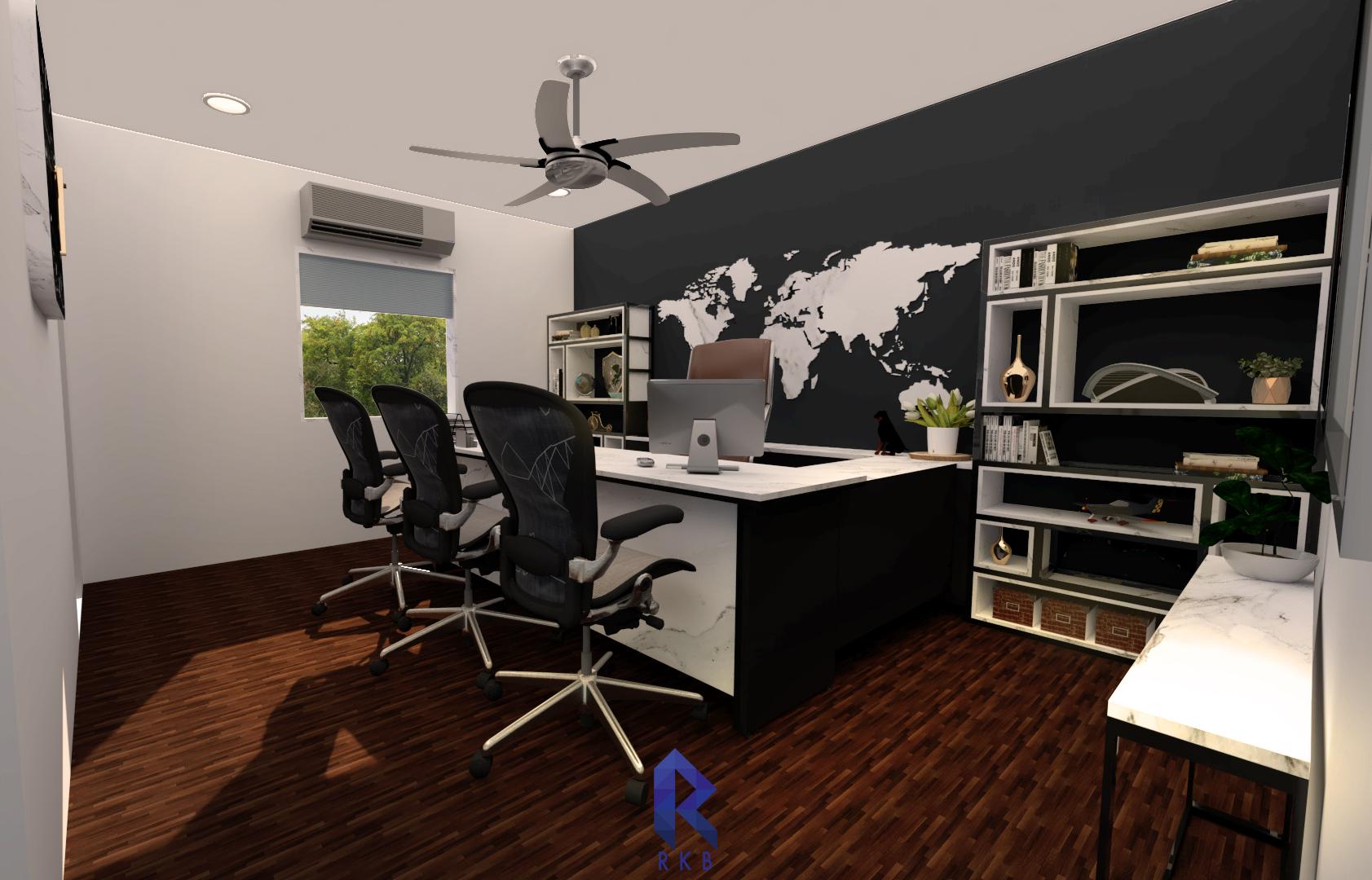 directors cabin design 1