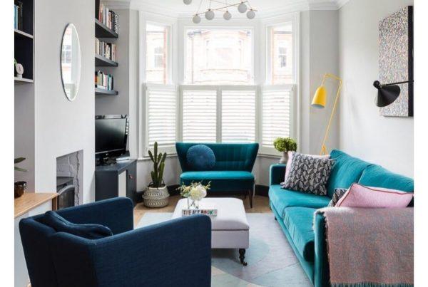 narrow living room designs
